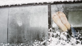 snow-window-snowday-feet-rest
