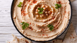 hummus-dip-healthy-food-snack