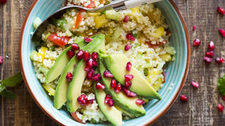 vegan-diet-avocado-pomegranate