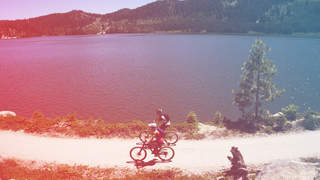 bike-trails trail outdoors woman health wellbeing exercise workout