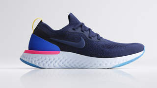 new nike epic react flyknit running sneakers for women
