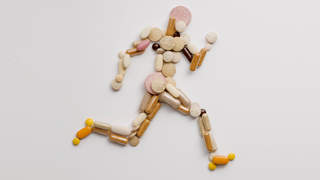 personalized vitamins for fitness, running pills, supplements