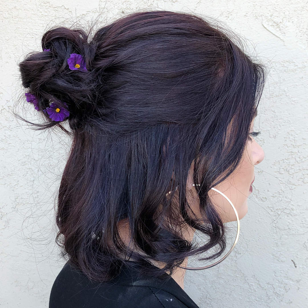 36 Simple Hairstyles That Look Anything But Simple photo