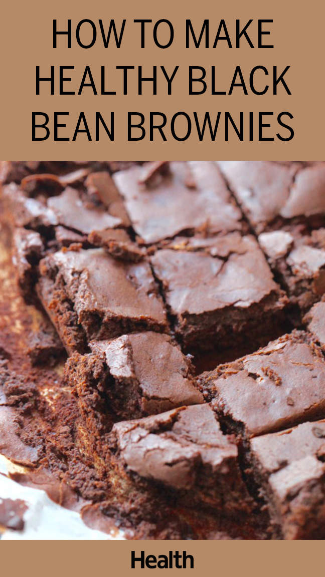 You'd Never Know These Black Bean Brownies Were Healthy