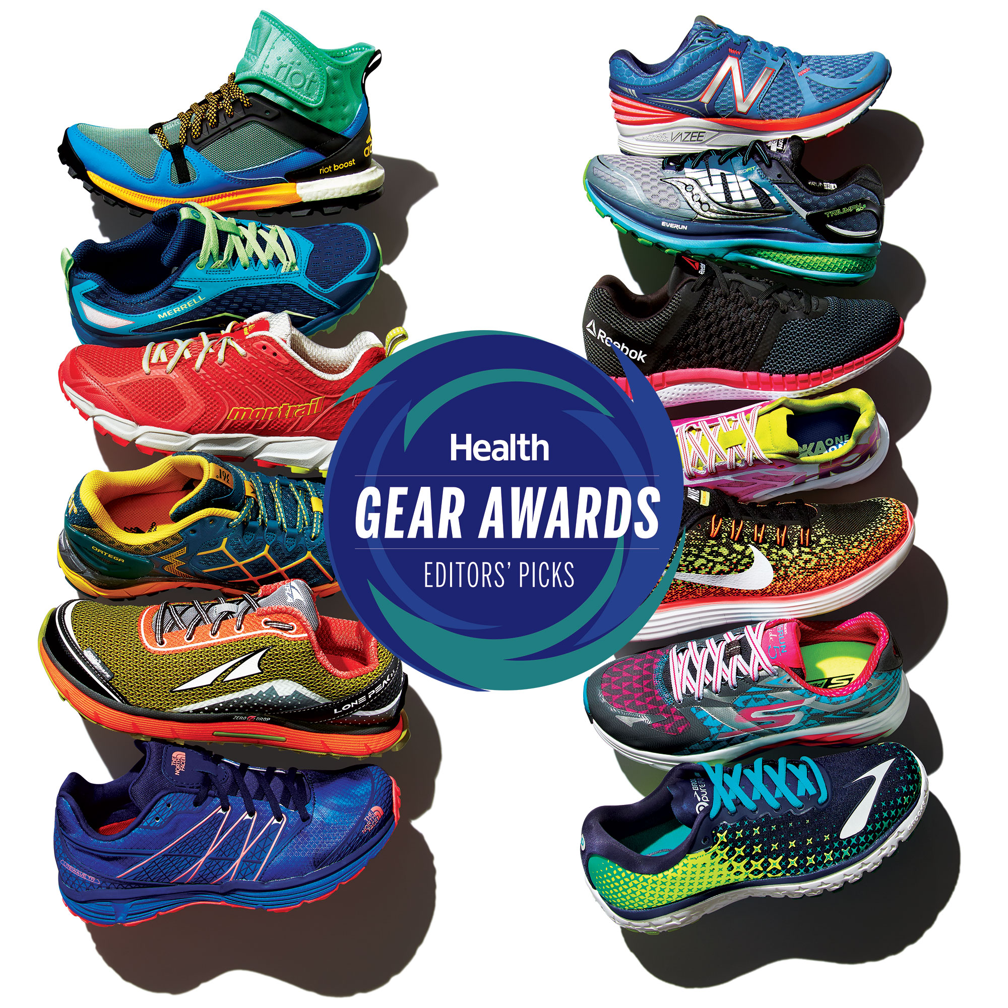 Best Running Shoes 2016 - Health.com