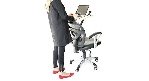 12 Standing Desk Ideas That Just Might Save Your Health